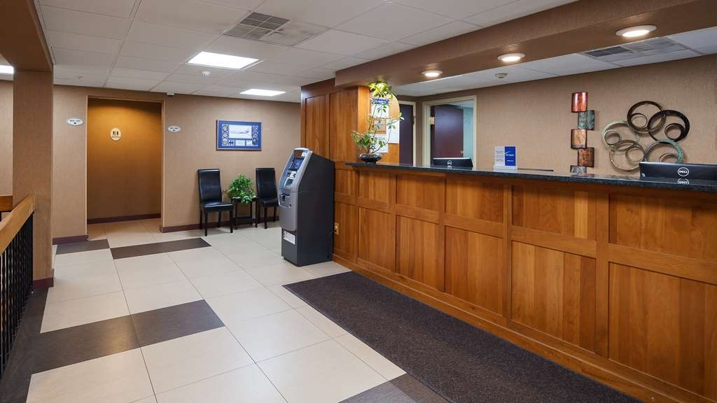 Best Western Burlington Inn - Lobbyansicht