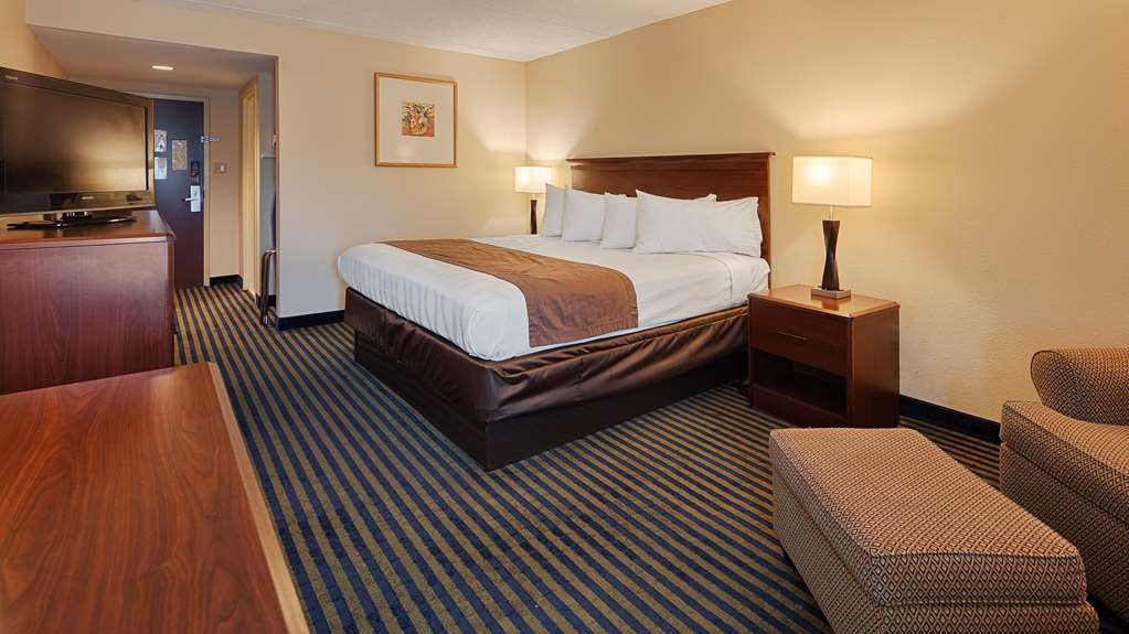 Best Western Burlington Inn - Chambres / Logements