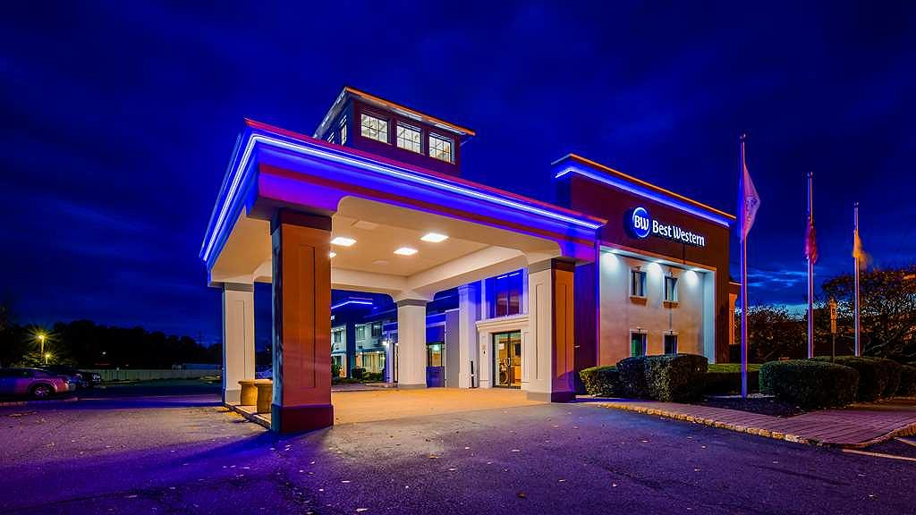 Best Western Leisure Inn - Area esterna
