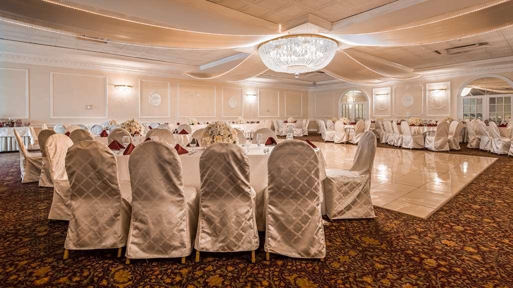Best Western Leisure Inn - Sala da ballo