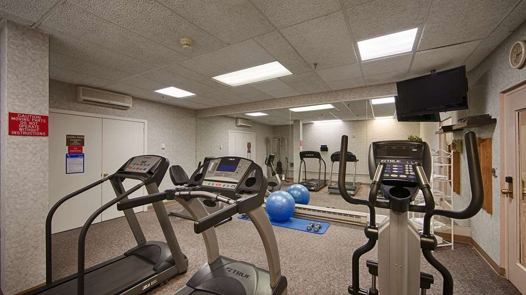 Best Western Plus Morristown Inn - Fitness Center