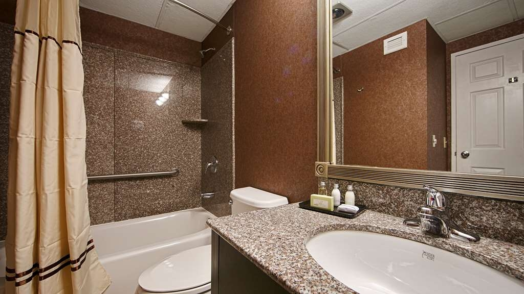 Best Western Plus Morristown Inn - Newly renovated bathrooms.