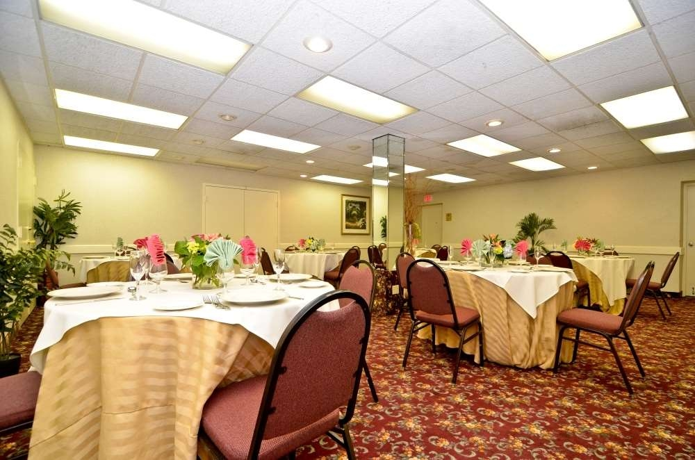 Best Western Plus Morristown Inn - The Cromwell Room, our largest room, connects to the Sheffield and Wheatsheaf rooms to accommodate larger parties. Catering arrangements are available.