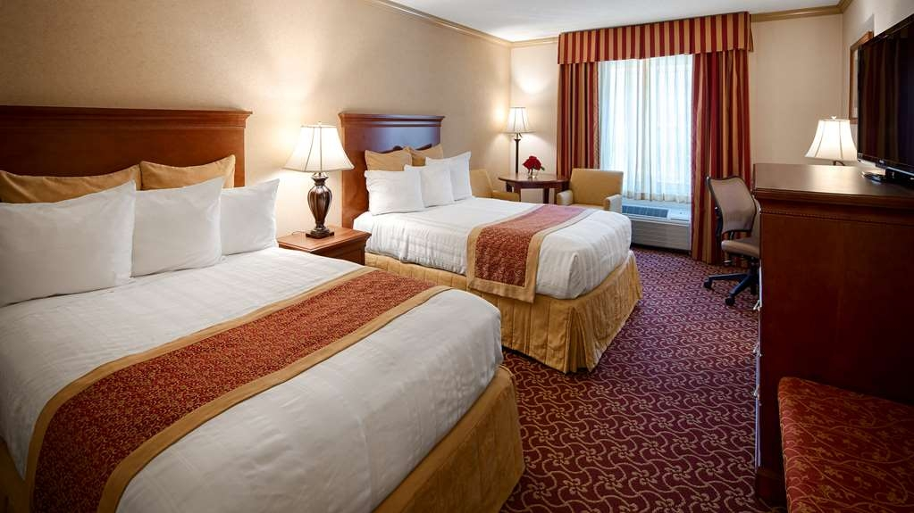 Best Western Plus Morristown Inn - Two Queen Bed Guest Room