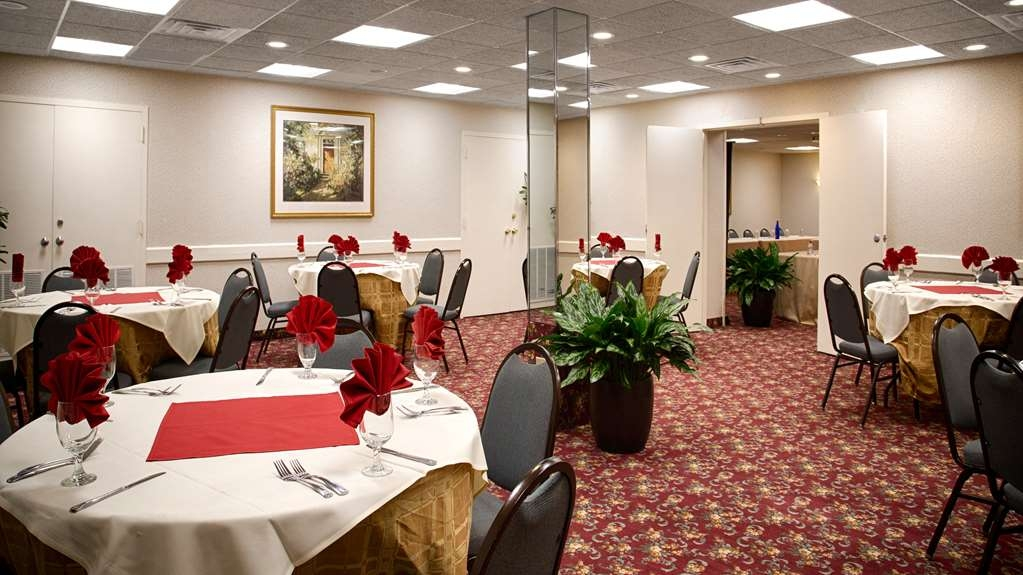 Best Western Plus Morristown Inn - Cromwell Meeting Room