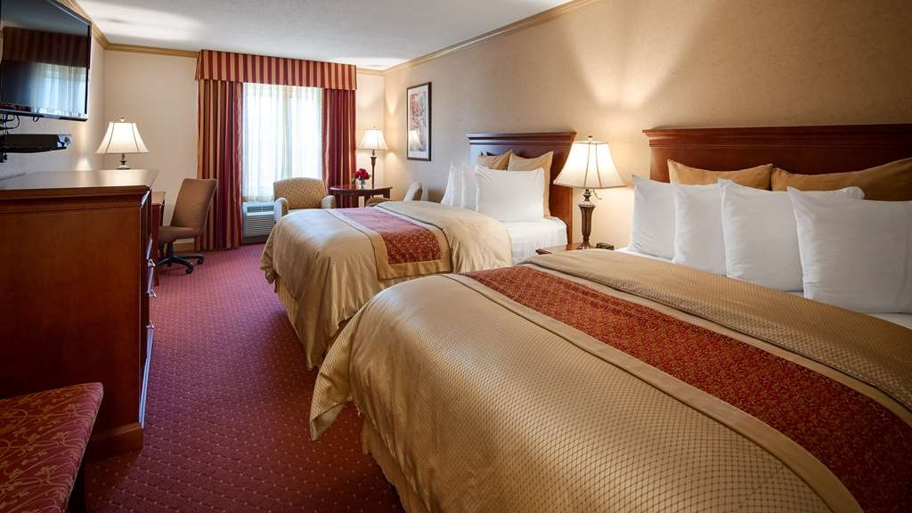 Best Western Plus Morristown Inn - Two Double Bed Guest Room