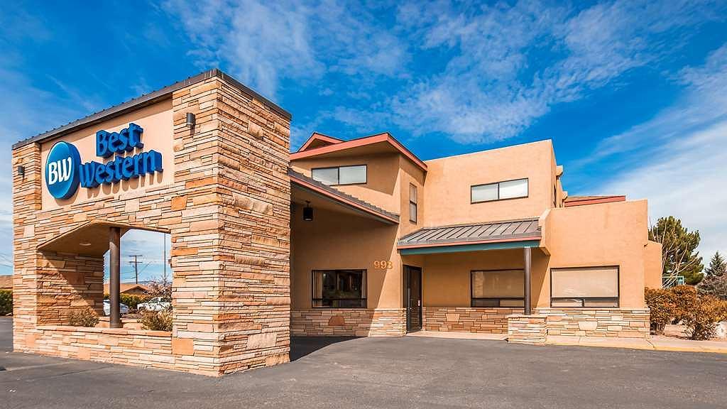 Best Western Cottonwood Inn - Vista exterior