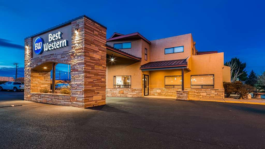 Best Western Cottonwood Inn - Vista Exterior