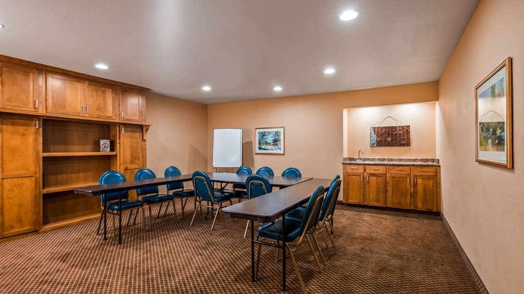 Best Western Cottonwood Inn - Sala de reuniones