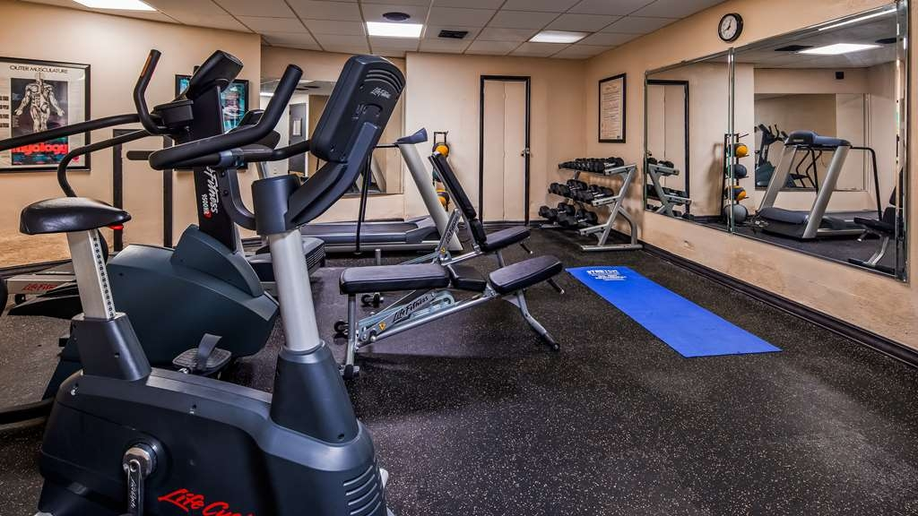Best Western Bordentown Inn - Club de remise en forme