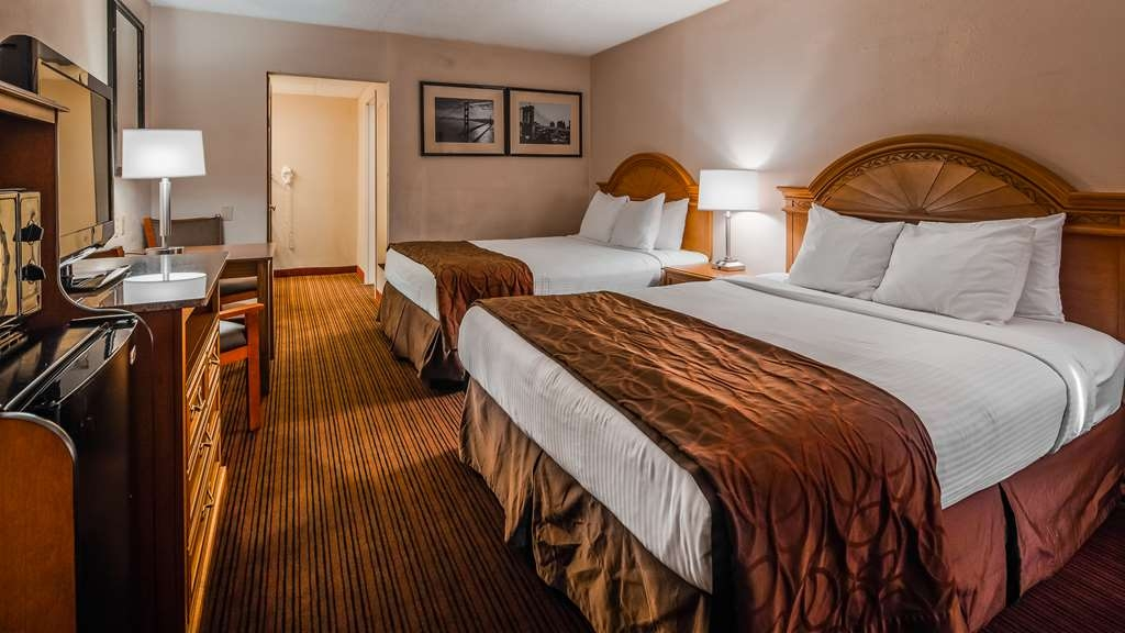 Best Western Bordentown Inn - Chambres / Logements