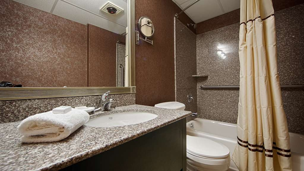 Best Western Plus Murray Hill Hotel and Suites - Salle de bain