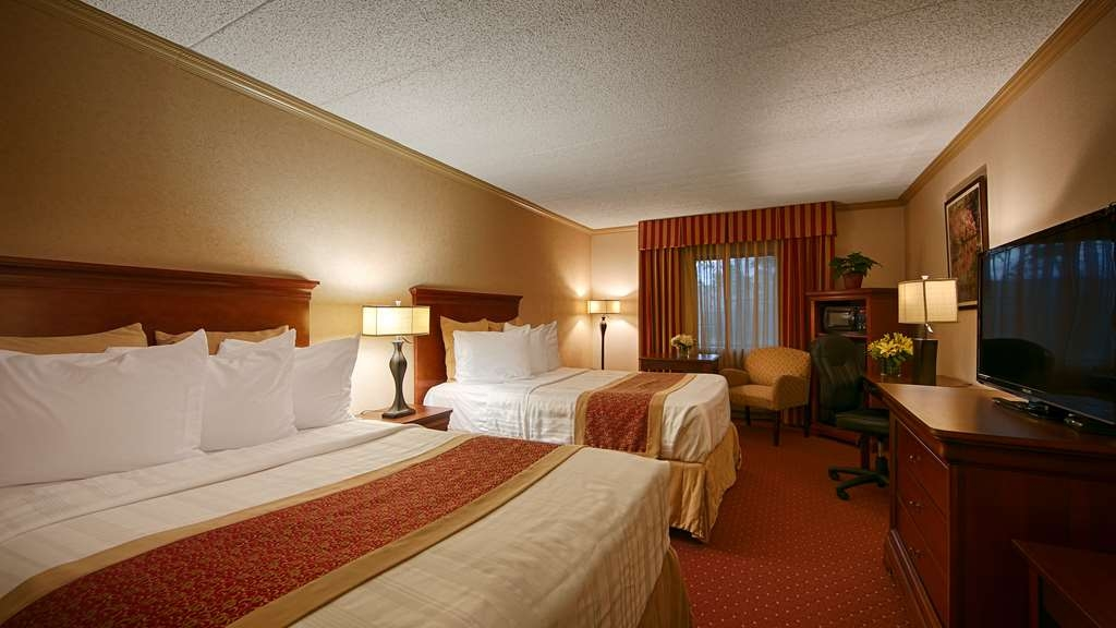 Best Western Plus Murray Hill Hotel and Suites - Chambres / Logements