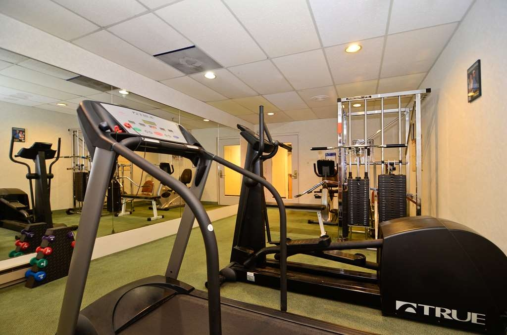 Best Western Plus Murray Hill Hotel and Suites - Fitnessstudio