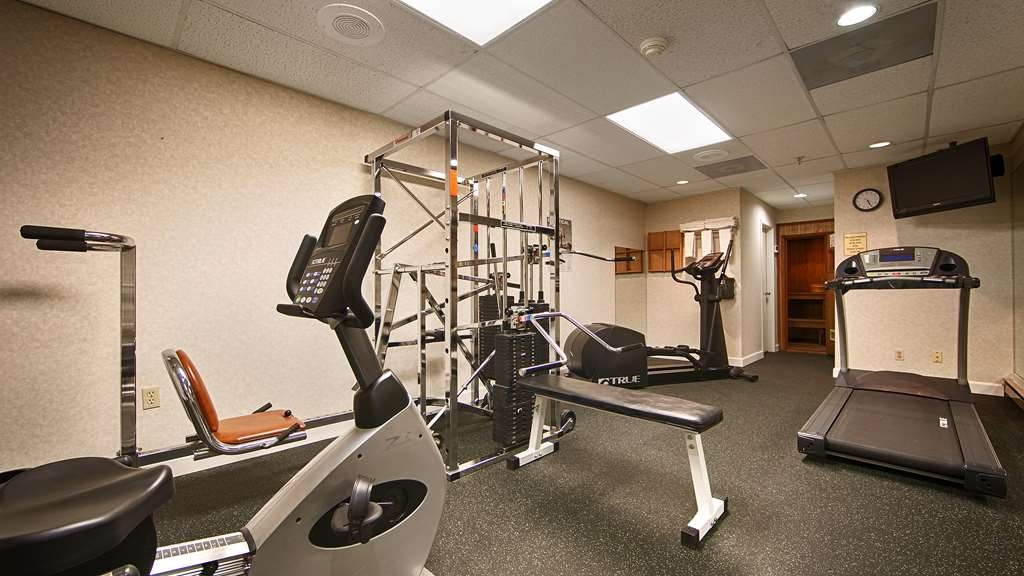 Best Western Plus Murray Hill Hotel and Suites - Club de remise en forme