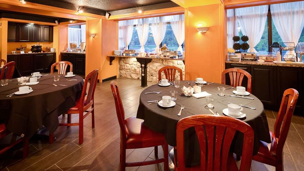 Best Western Plus Murray Hill Hotel and Suites - Restaurant / Etablissement gastronomique