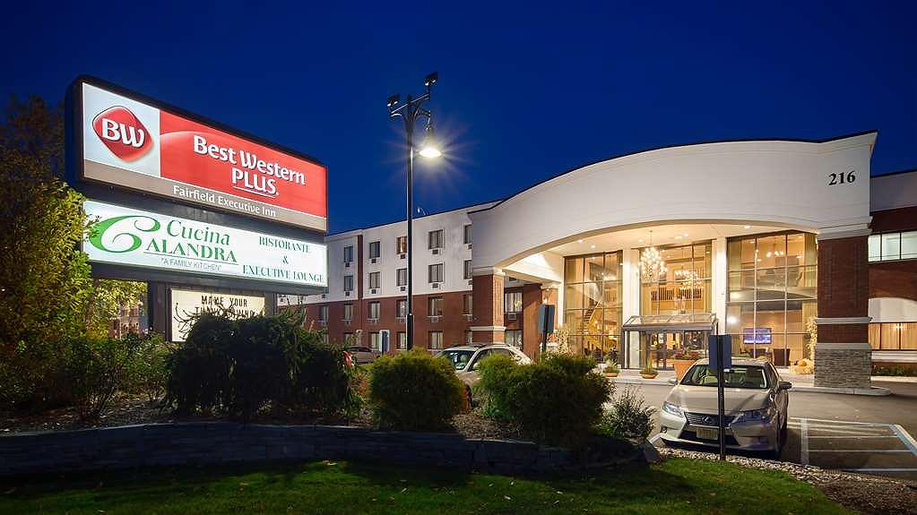 Best Western Plus Fairfield Executive Inn - Outside of Hotel