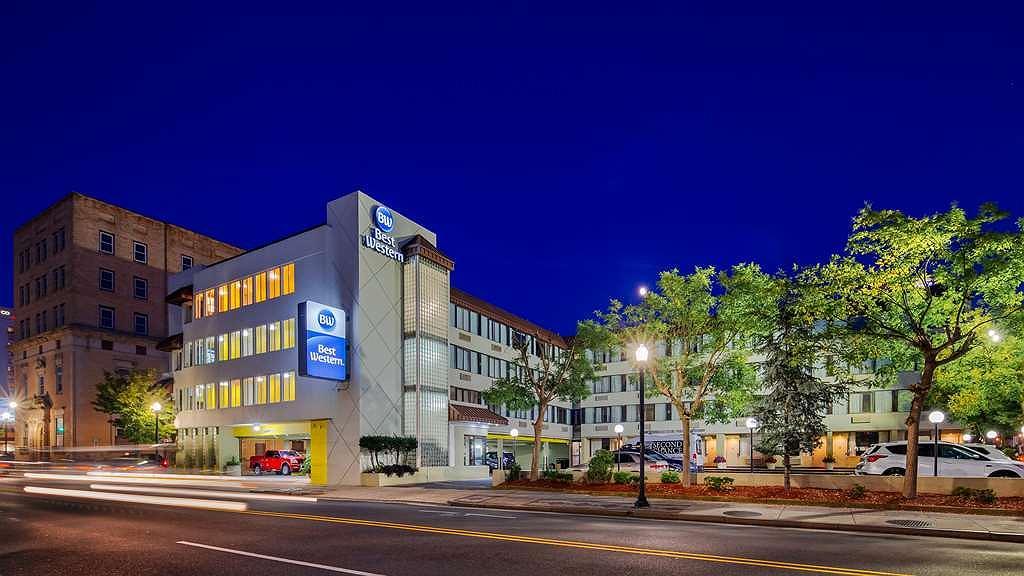 Best Western Atlantic City Hotel - Area esterna