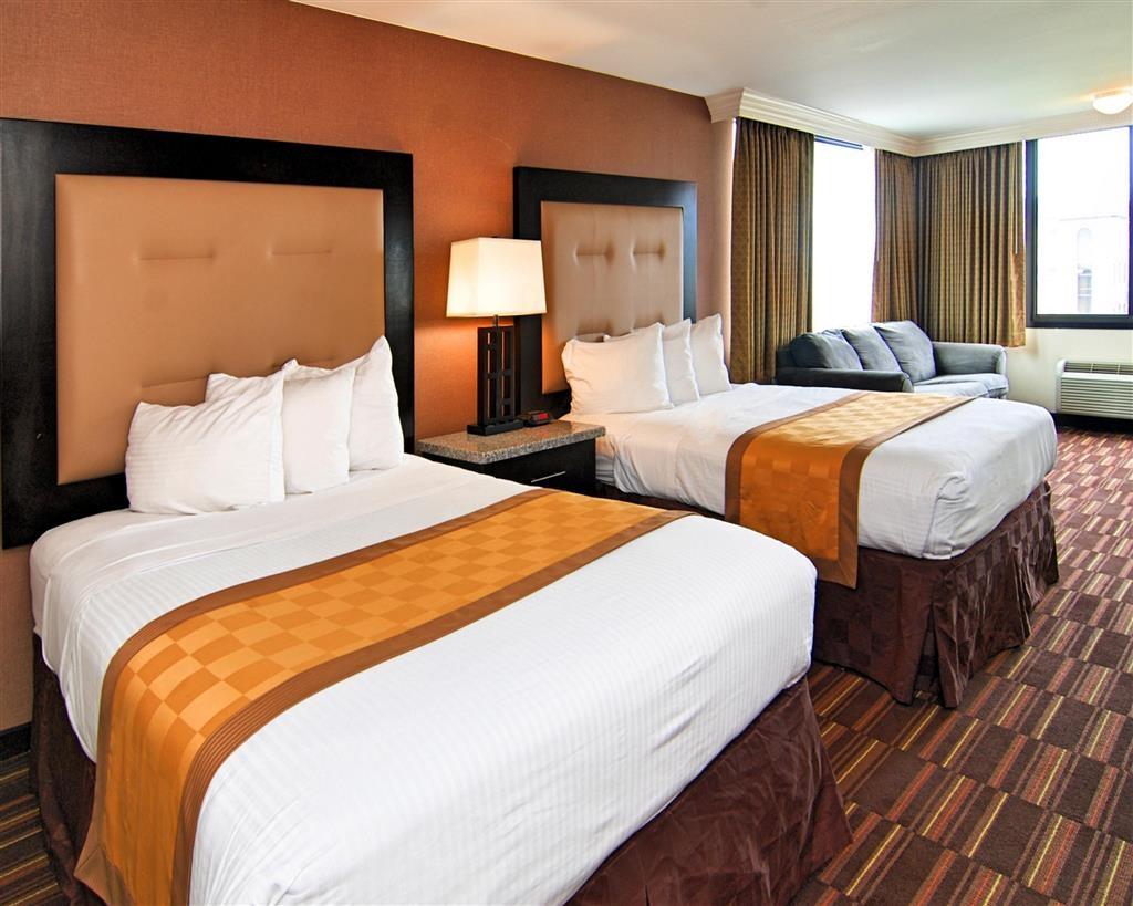 Best Western Envoy Inn - Habitaciones/Alojamientos