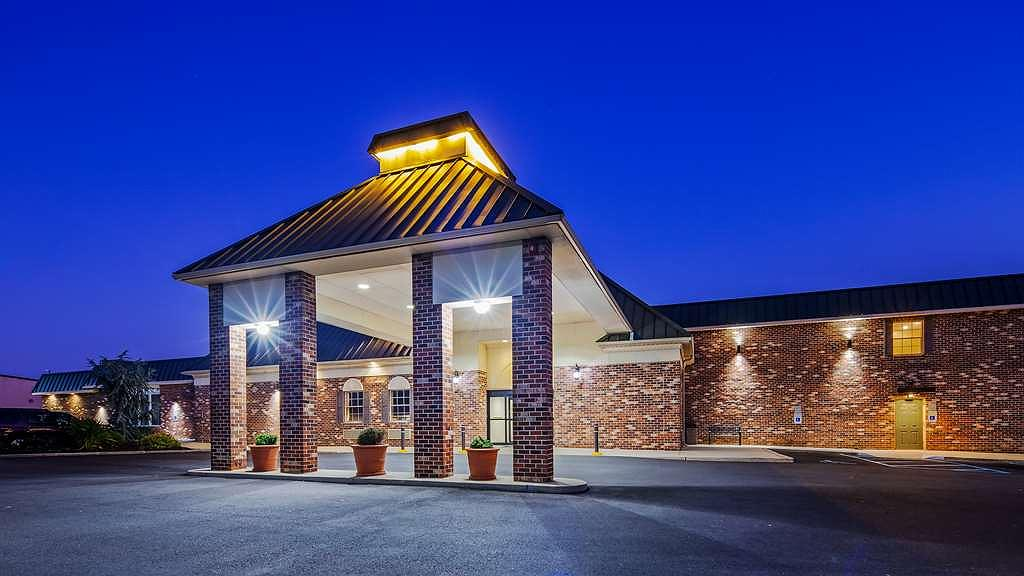 Best Western Philadelphia South - West Deptford Inn - Area esterna