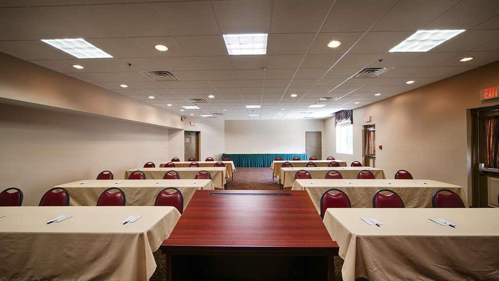 Best Western Philadelphia South - West Deptford Inn - Sala de reuniones