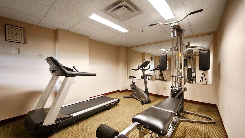 Best Western Philadelphia South - West Deptford Inn - sala de ejercicios
