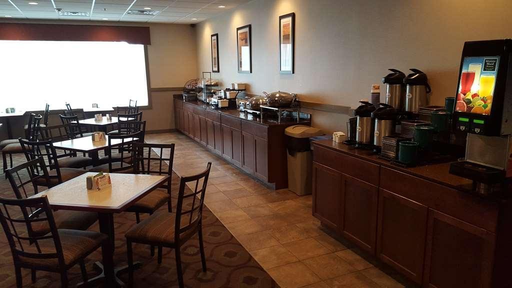 Best Western Philadelphia South - West Deptford Inn - Desayuno Buffet