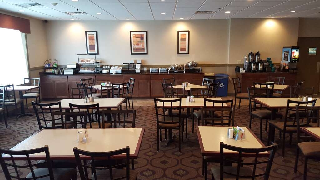 Best Western Philadelphia South - West Deptford Inn - Ristorante / Strutture gastronomiche