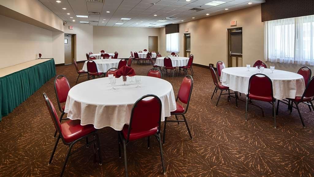 Best Western Philadelphia South - West Deptford Inn - Banquet room