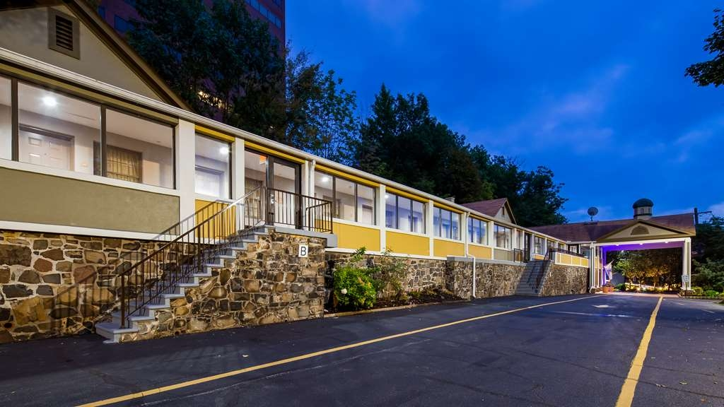 Best Western Fort Lee - Vista Exterior