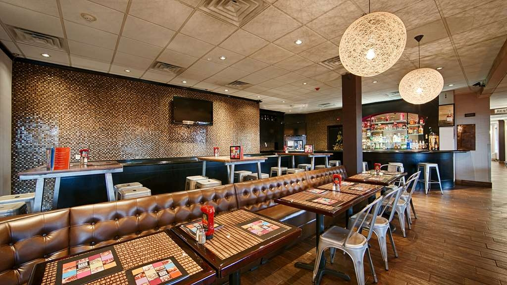 Best Western Plus Newark Airport West - Restaurante/Comedor