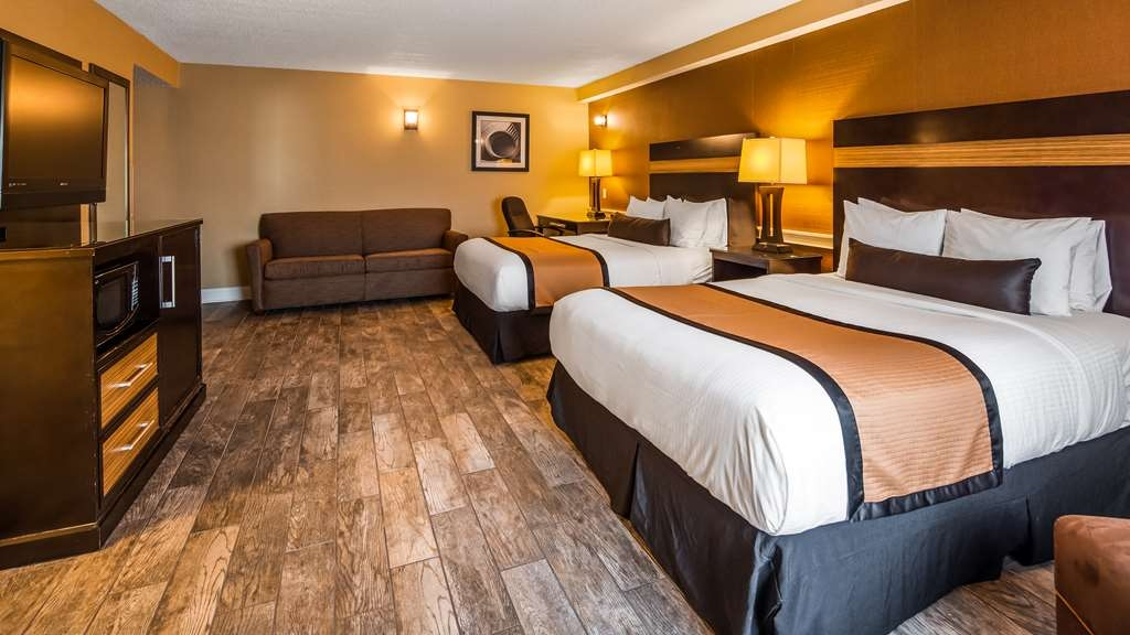 Best Western Plus Newark Airport West - Habitaciones/Alojamientos