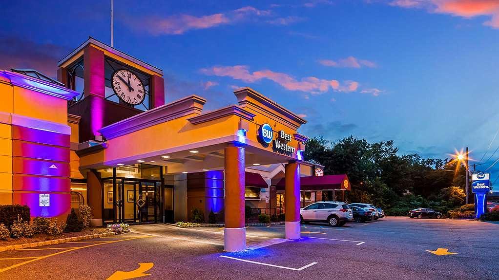 Best Western The Inn at Ramsey - Vista Exterior