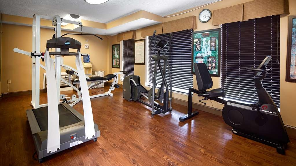 Best Western Princeton Manor Inn & Suites - Fitnessstudio