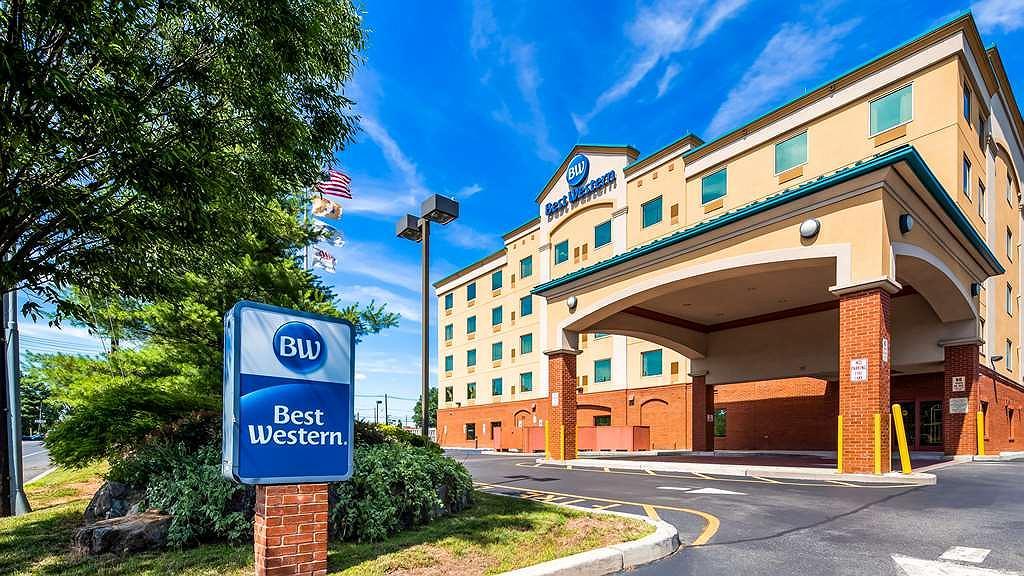 Best Western Riverview Inn & Suites - Vista exterior