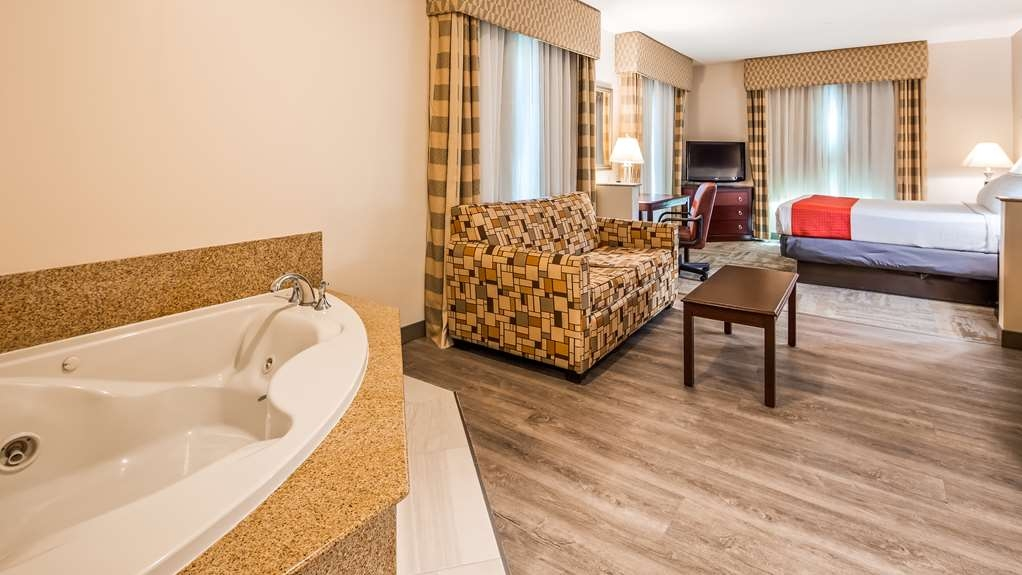 Best Western Riverview Inn & Suites - Camere / sistemazione