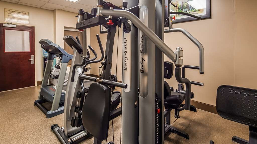 Best Western Riverview Inn & Suites - Fitness Center