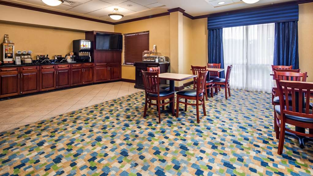 Best Western Monroe Inn & Suites - Restaurante/Comedor
