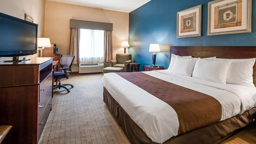 Best Western Monroe Inn & Suites - Habitaciones/Alojamientos