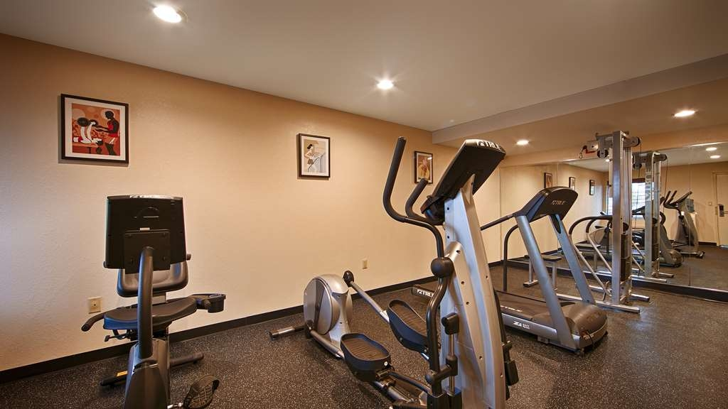 Best Western East Brunswick Inn - Club de remise en forme