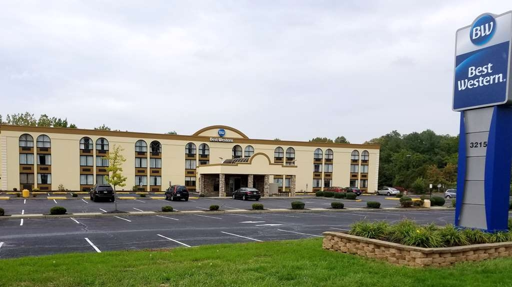 Best Western Hazlet Inn - Facciata dell'albergo