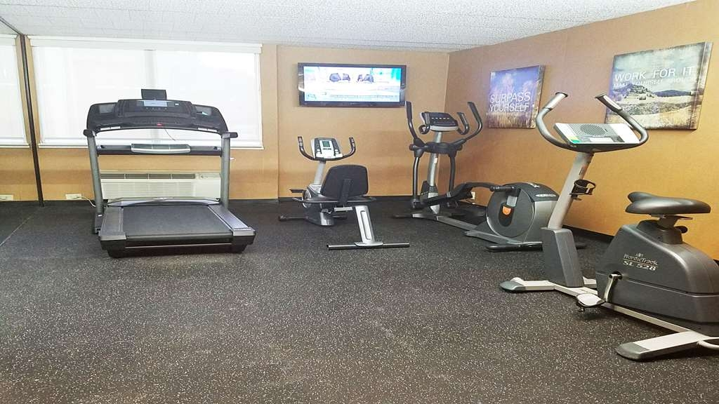 Best Western Hazlet Inn - Gym