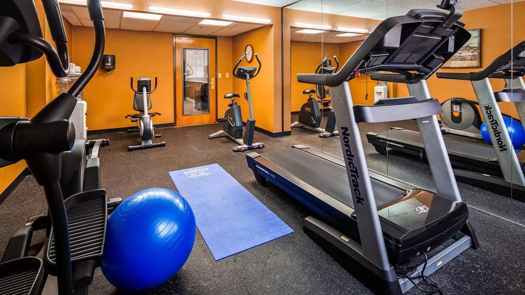Best Western Hazlet Inn - Fitness Center