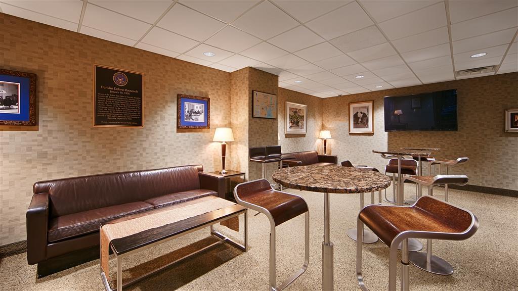 Best Western Plus Robert Treat Hotel - Ristorante / Strutture gastronomiche