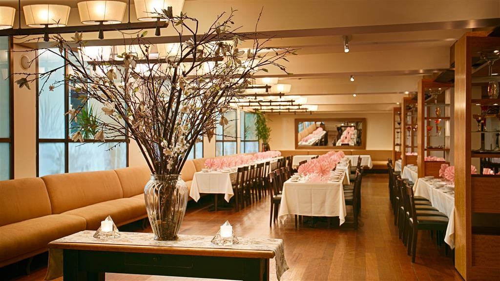 Best Western Plus Robert Treat Hotel - Maize Restaurant