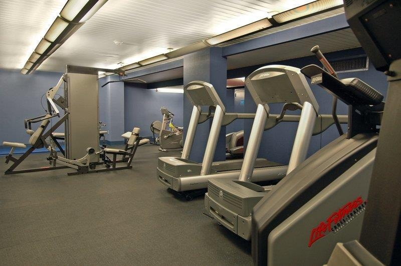 Best Western Plus Robert Treat Hotel - Centro fitness