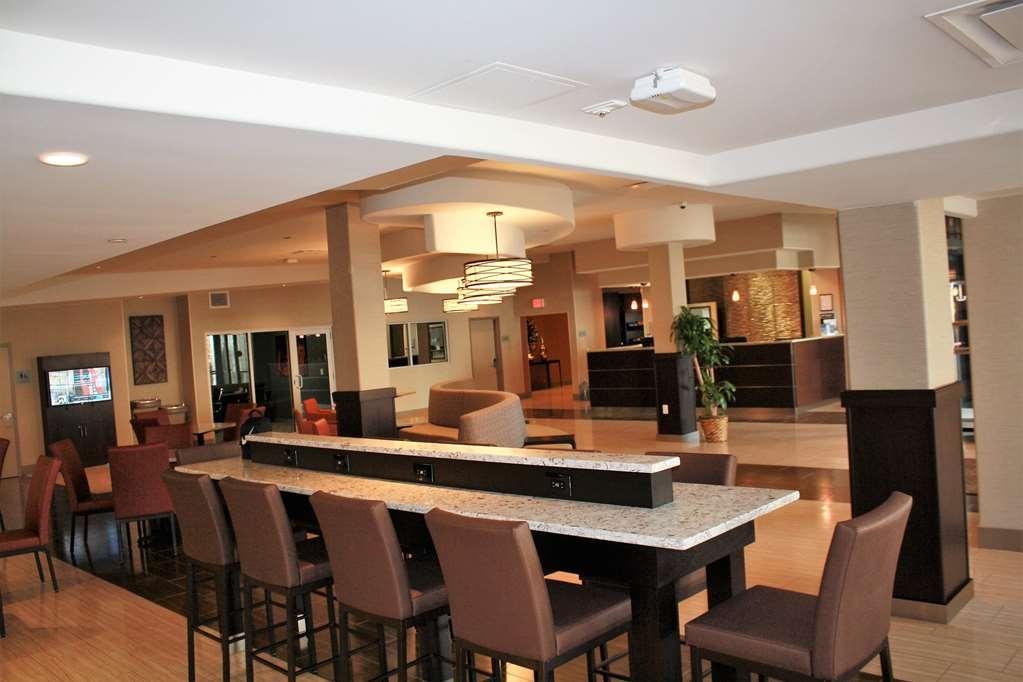 Best Western Premier NYC Gateway Hotel - Vue du lobby