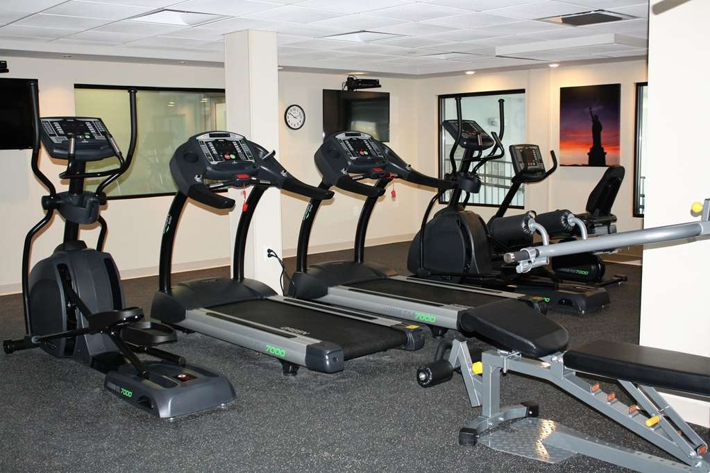 Best Western Premier NYC Gateway Hotel - Our fitness center is outfitted with everything you need for a great workout.