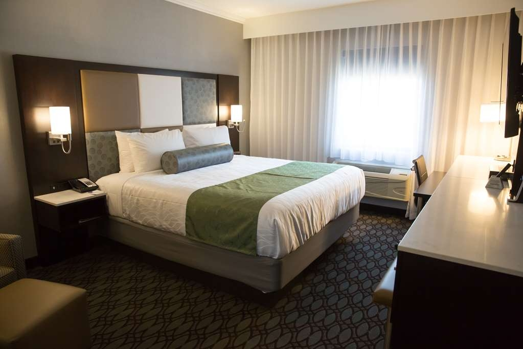 Best Western Premier NYC Gateway Hotel - Designed for the corporate and leisure traveler alike, make a reservation in this King Guest Room.