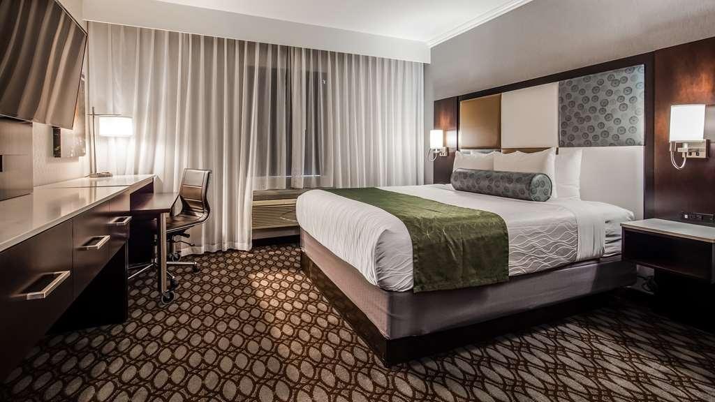Best Western Premier NYC Gateway Hotel - Gästezimmer/ Unterkünfte